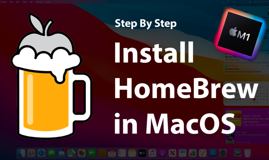 How to Install Brew in MacOS – Step By Step